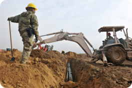 Stay Safe While Trenching and Excavating