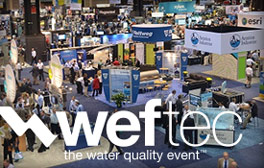 Envirosight and PRT at WEFTEC 2018 in booth 7239