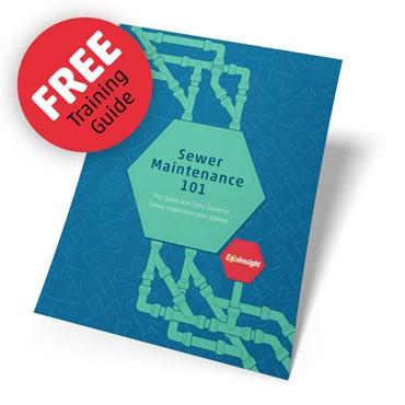 Sewer Maintenance 101 guidebook