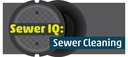 Sewer IQ: Sewer Cleaning