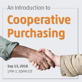 Envirosight Webinar: An Introduction to Cooperative Purchasing
