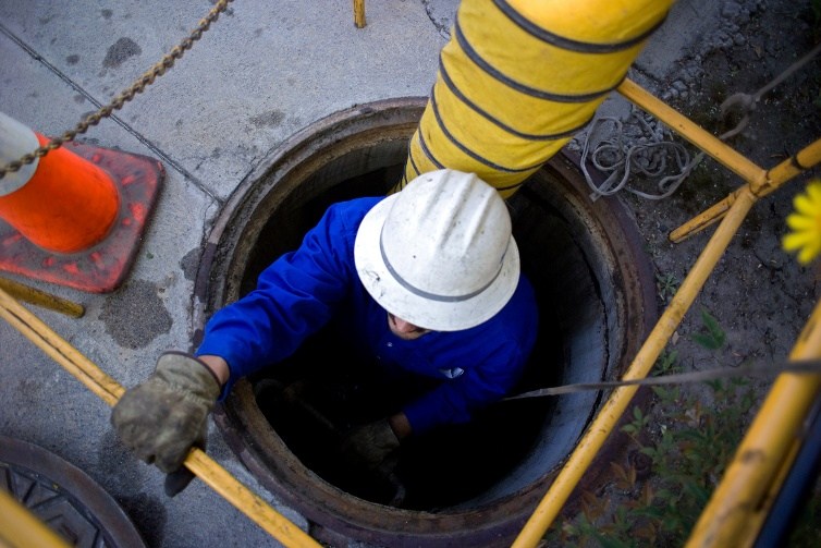 Sewer Confined Space Safety
